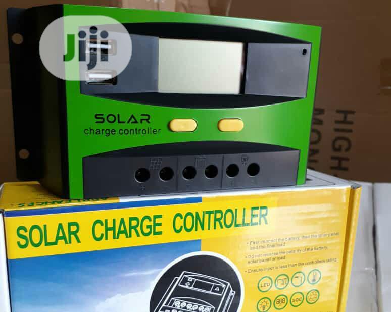 30a 12v/24v Charge Controller