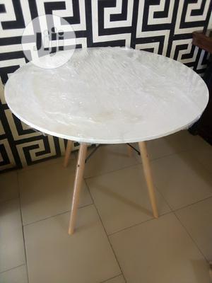 Super Unique Round Wooden Top Restaurant/Multi Purpose Table   Furniture for sale in Cross River State, Calabar