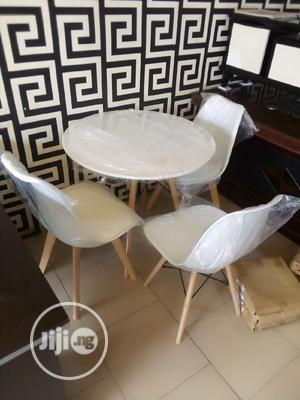 Super Unique Round Wooden Top Restaurant/Multi Purpose Table   Furniture for sale in Abuja (FCT) State, Central Business Dis