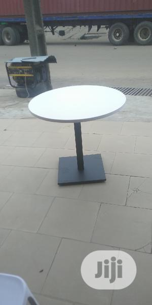 Super Unique Wooden Top Restaurant's/Multi Purpose Table   Furniture for sale in Abuja (FCT) State, Central Business Dis