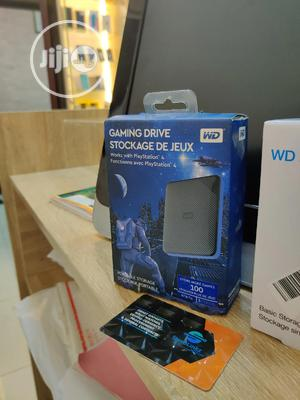WD External Drive Storage   Computer Hardware for sale in Abuja (FCT) State, Wuse 2