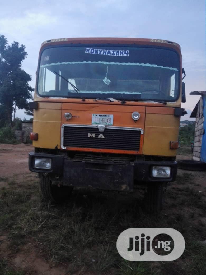 Man Diesel Tipper for Sale