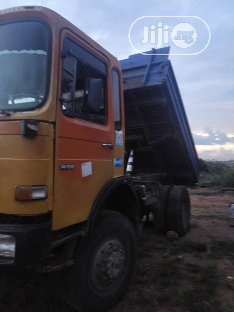 Man Diesel Tipper for Sale | Trucks & Trailers for sale in Akure, Ondo State, Nigeria