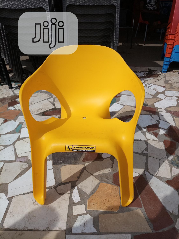 Archive: Smart Black Horse Plastic Out Door Chair