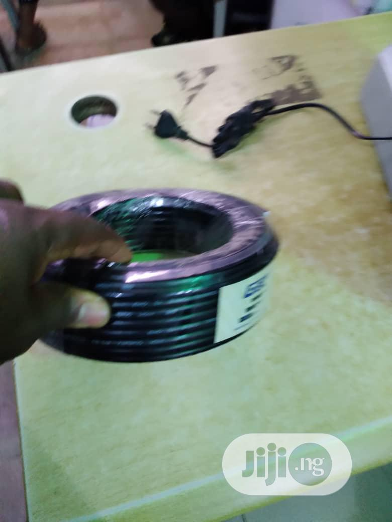 Archive: TV Antenna Cable