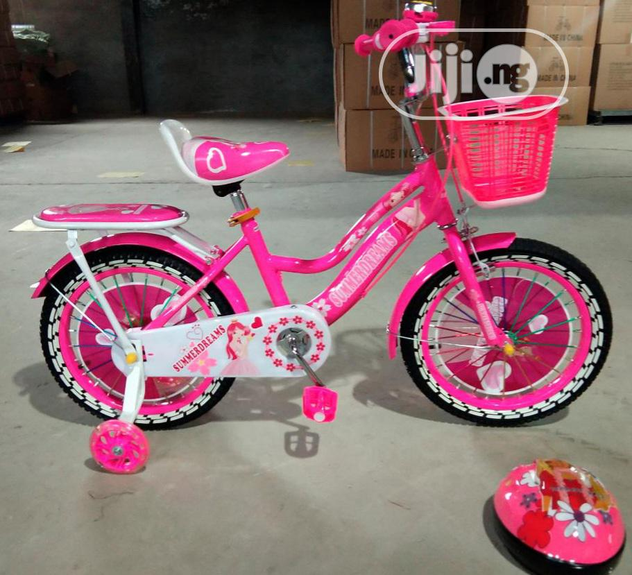 Size 16 Original Bicycle