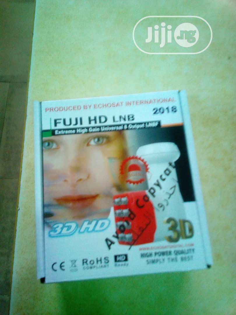 2 Ways Fuji Lnb