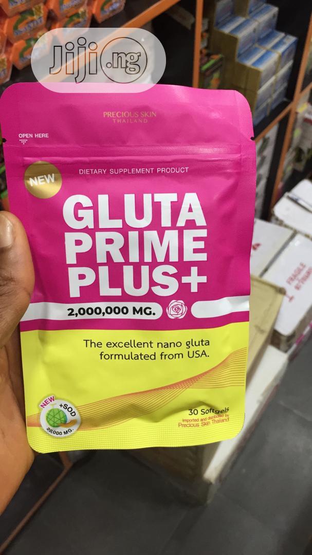 Gluta Prime Prime PLUS ➕