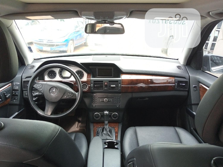 Archive: Mercedes-Benz GLK-Class 2012 350 4MATIC