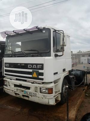 Daf 95. 350 ATI.Tractor Trailer Head. Full Spring. Big Axle. | Trucks & Trailers for sale in Osun State, Ife
