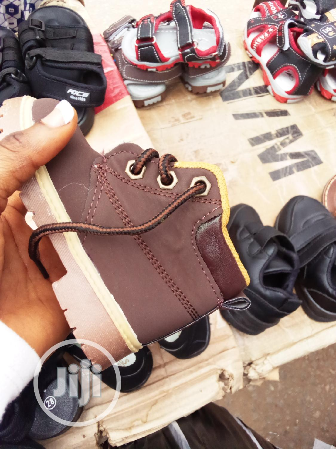 Boys Durable Shoe. | Children's Shoes for sale in Ibadan, Oyo State, Nigeria