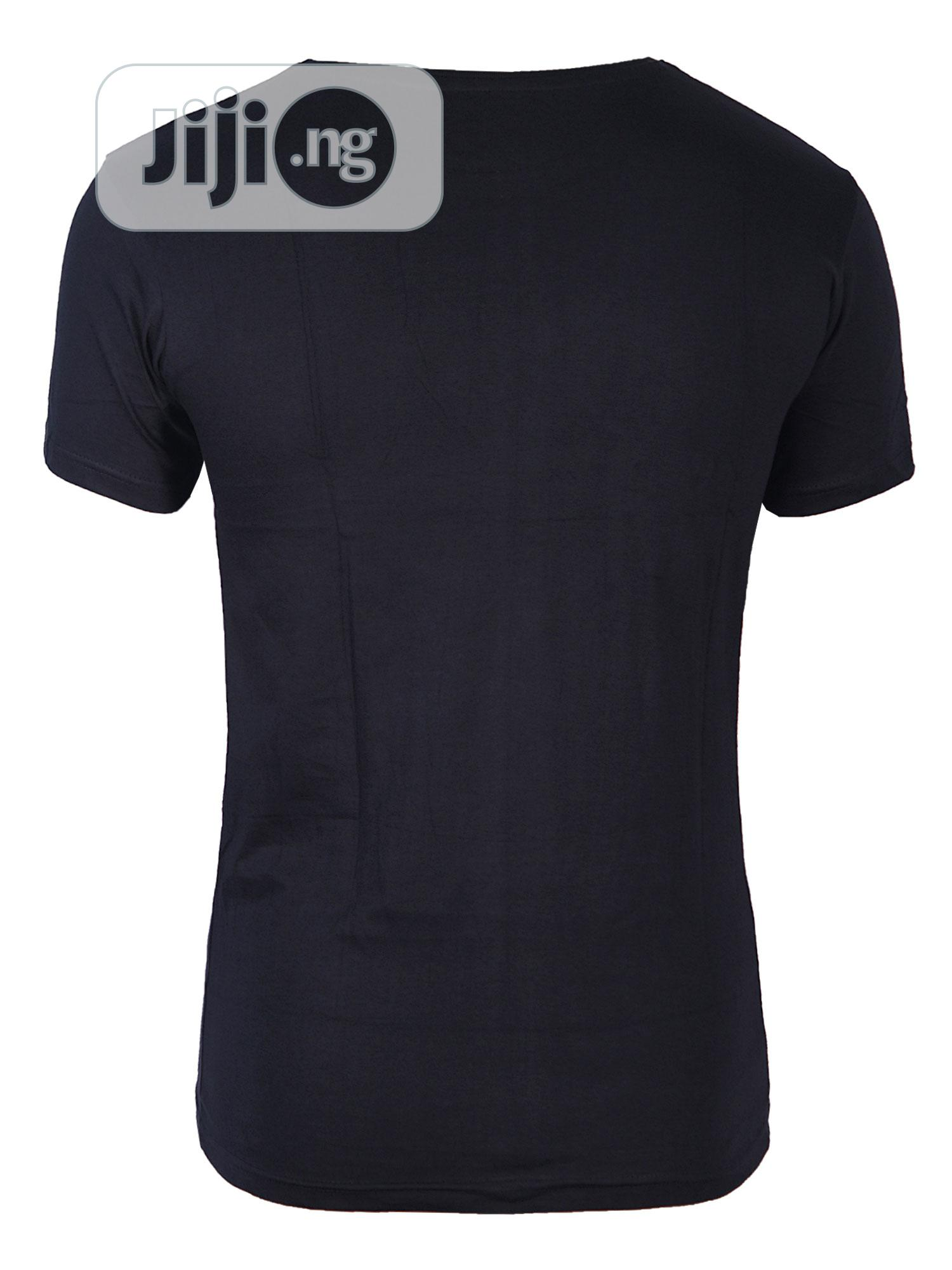 Black Company Cotton Club T-shirt | Clothing for sale in Surulere, Lagos State, Nigeria