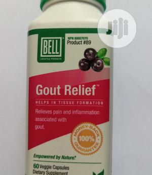 Bell Lifestyle Gout Relief (60 Capsules)   Vitamins & Supplements for sale in Lagos State, Ikeja