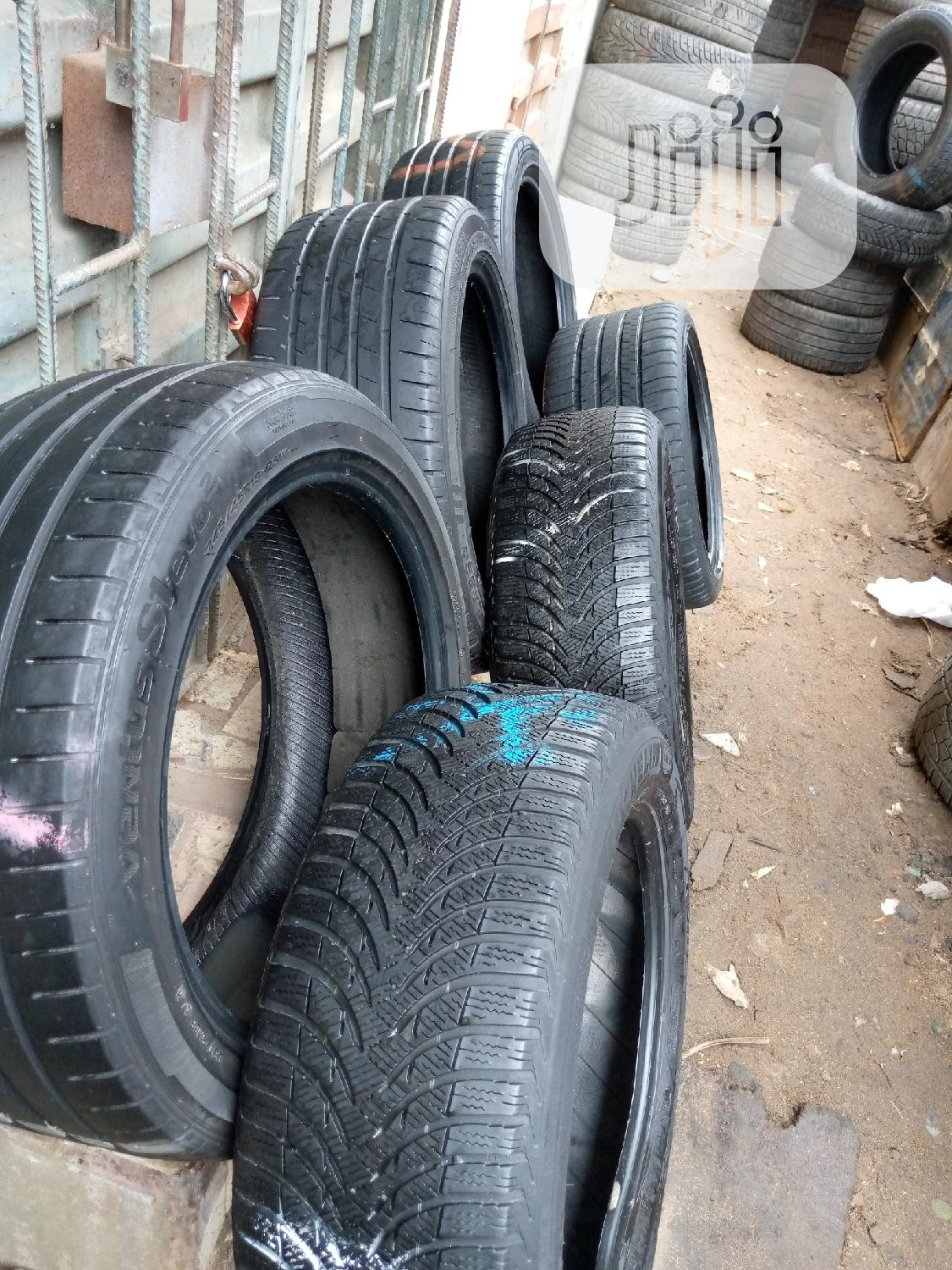 Grade a Tyres for Sell.