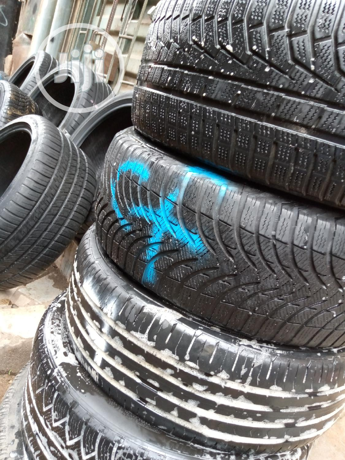 Grade a Tyres for Sell. | Vehicle Parts & Accessories for sale in Mushin, Lagos State, Nigeria