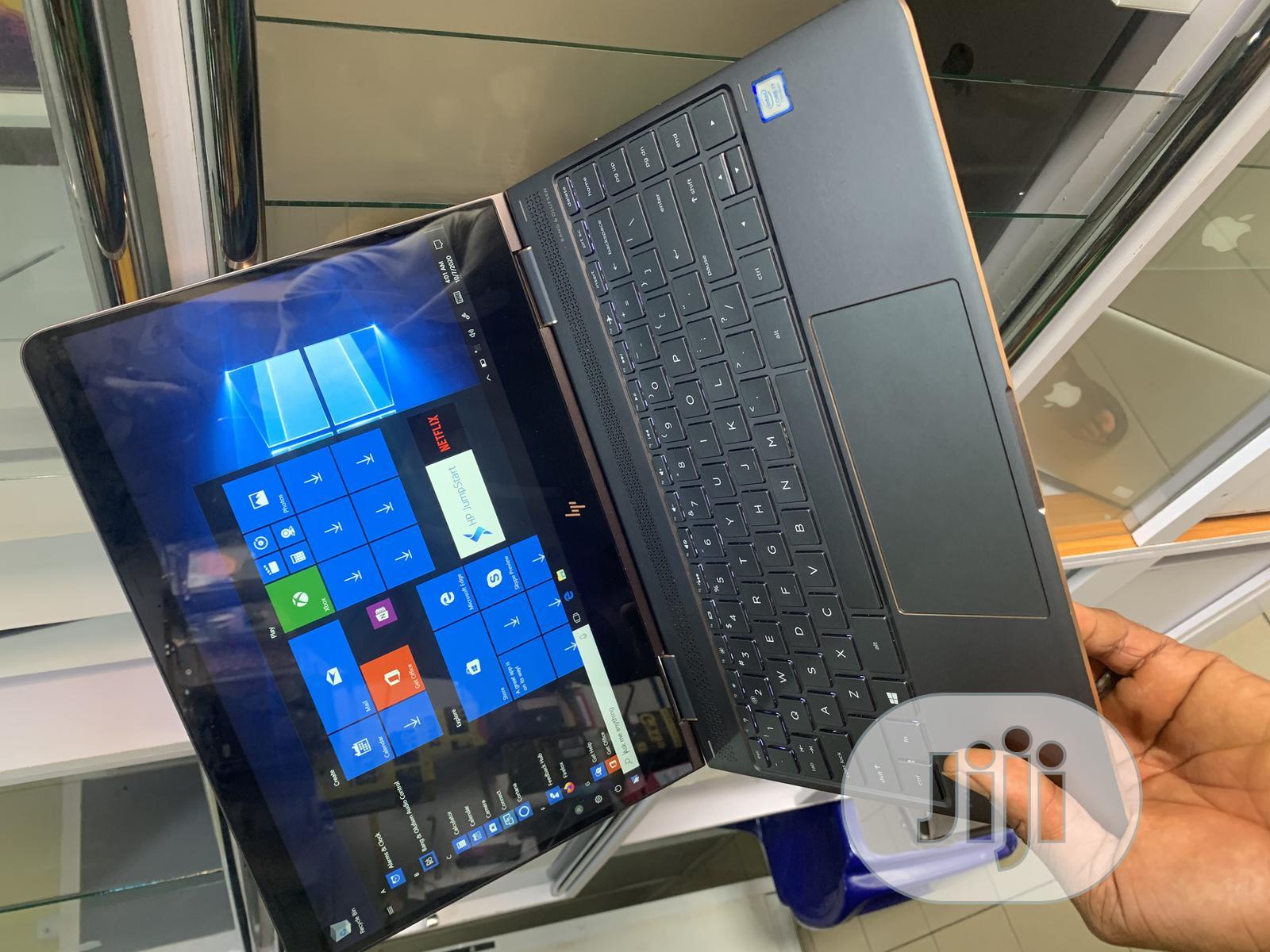 Laptop HP Spectre 13 8GB Intel Core I7 SSD 256GB