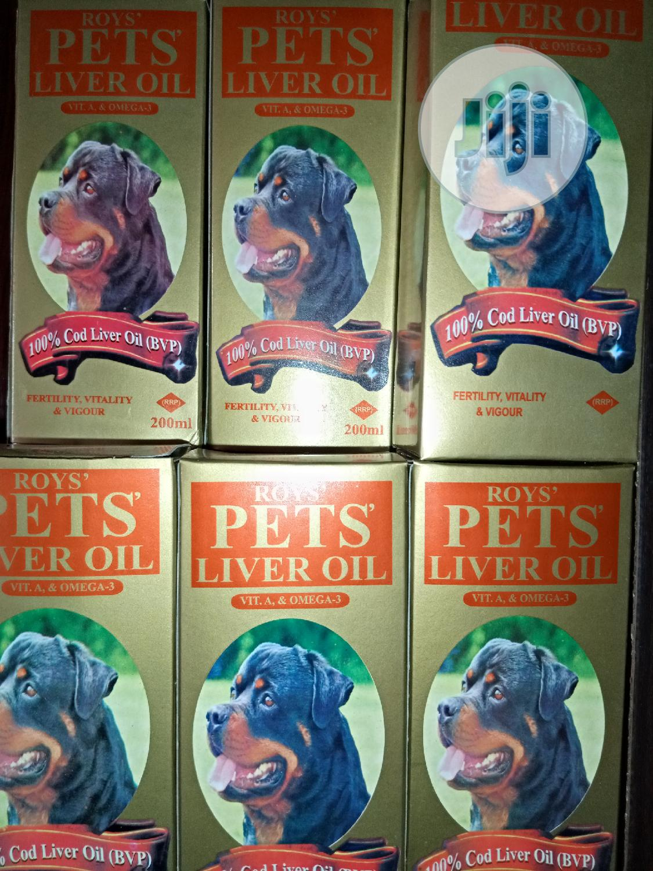 Roys Pet Mutivitamin And Cod Liver Oil