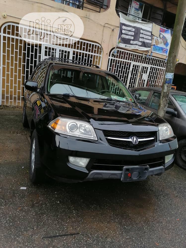 Acura MDX 2006 Black | Cars for sale in Isolo, Lagos State, Nigeria