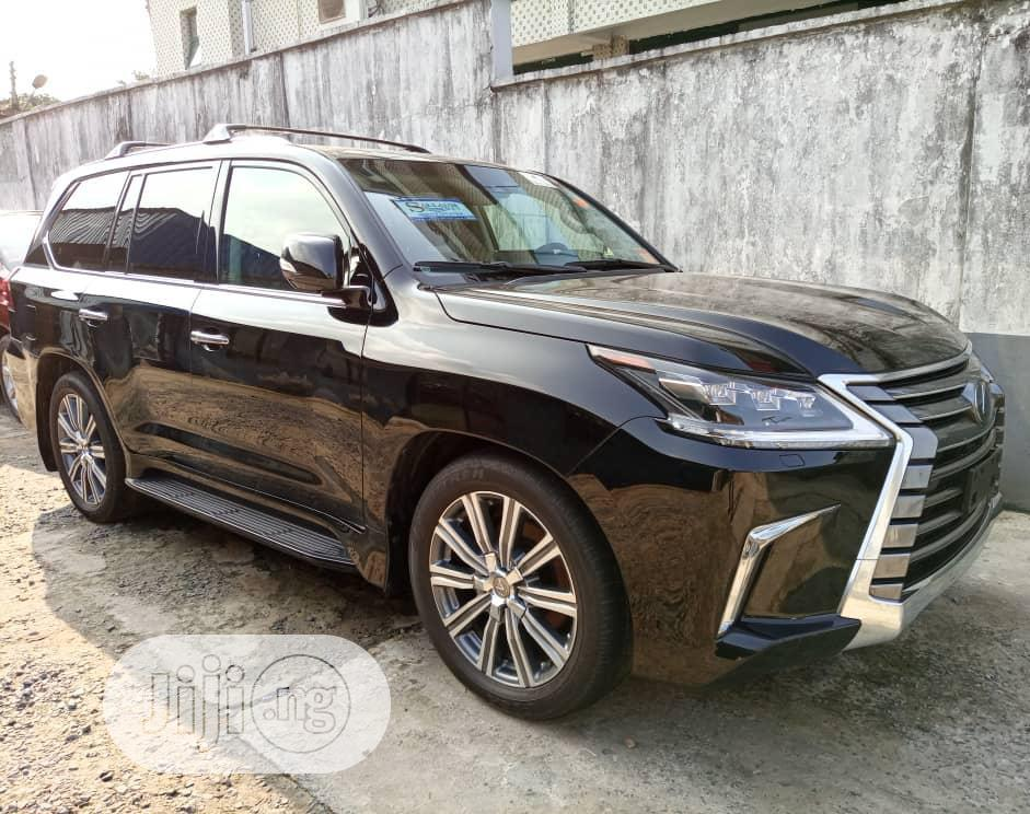 Lexus LX 570 2016 Black | Cars for sale in Victoria Island, Lagos State, Nigeria