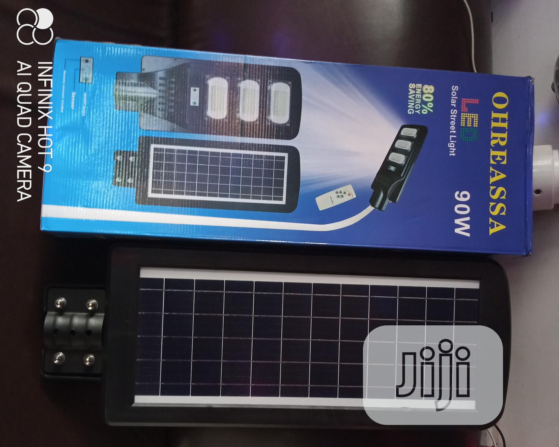 90watt All in One Solar Street Light(Ohreassa) | Solar Energy for sale in Ojo, Lagos State, Nigeria