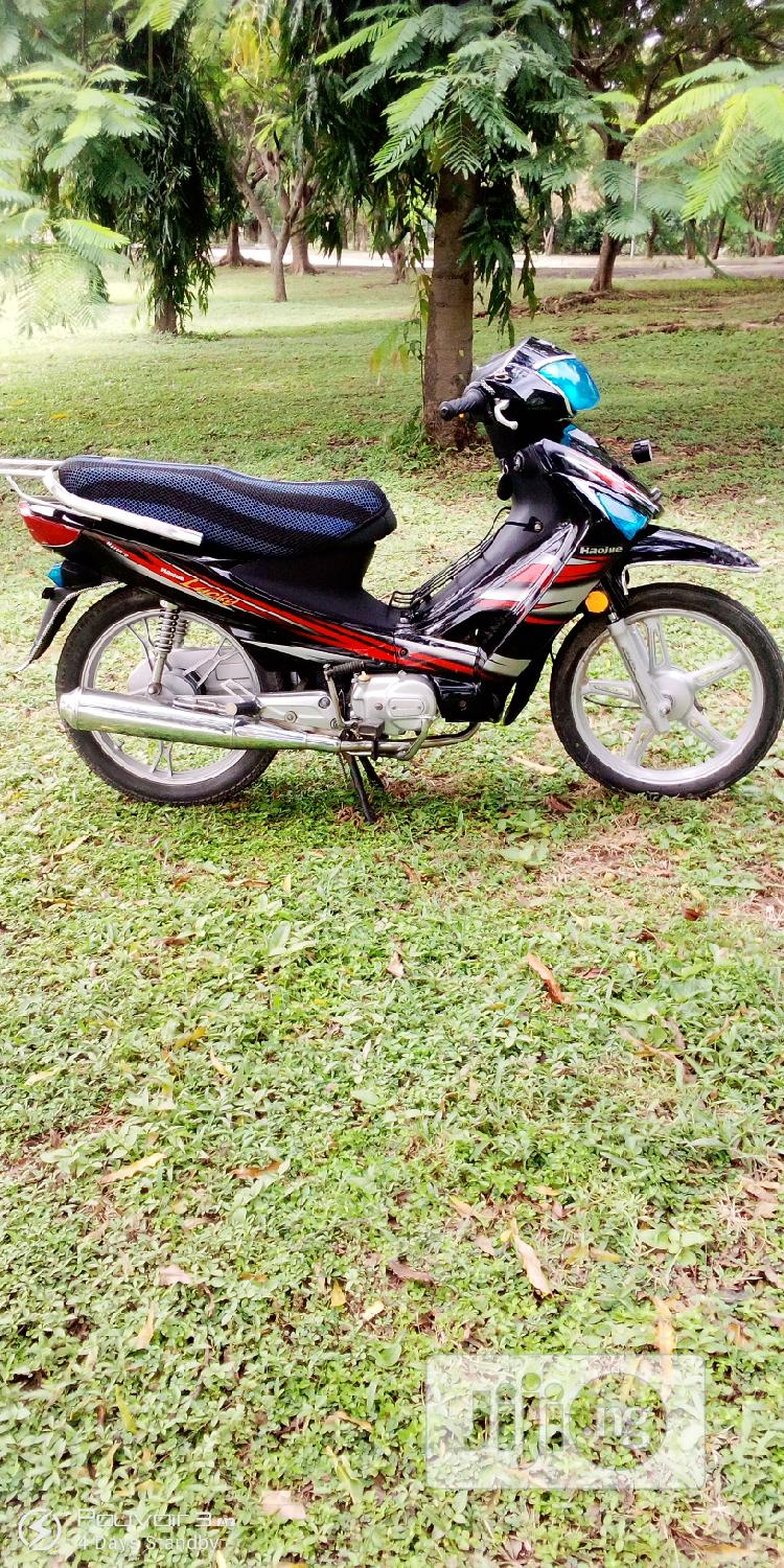 Haojue HJ110-5 2017 Black | Motorcycles & Scooters for sale in Karu, Abuja (FCT) State, Nigeria