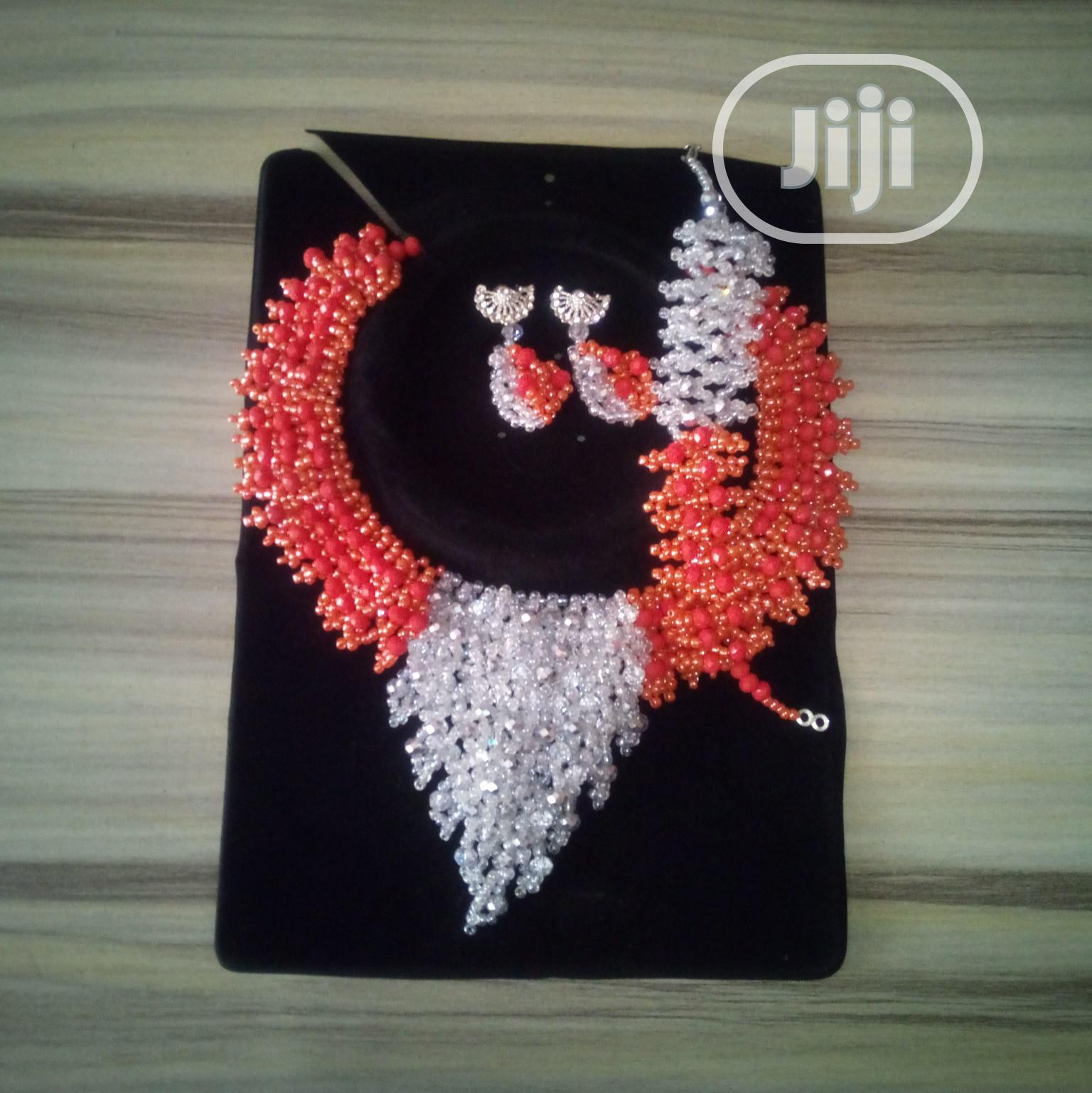 Women's Beads Jewelry Set | Jewelry for sale in Surulere, Lagos State, Nigeria