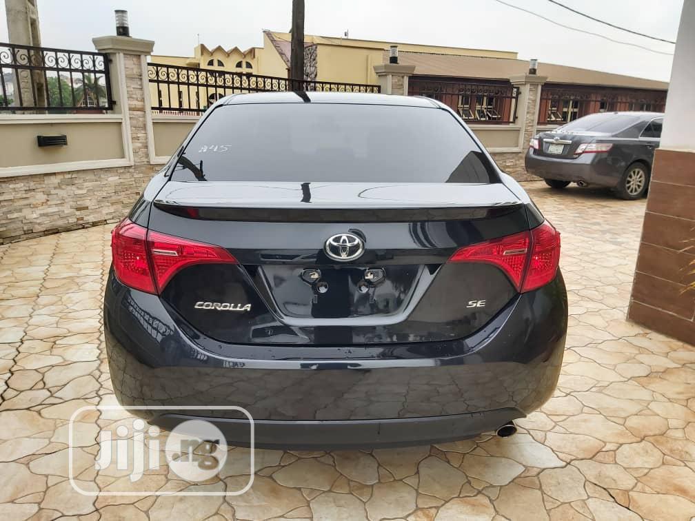 Toyota Corolla 2017 Black   Cars for sale in Gbagada, Lagos State, Nigeria