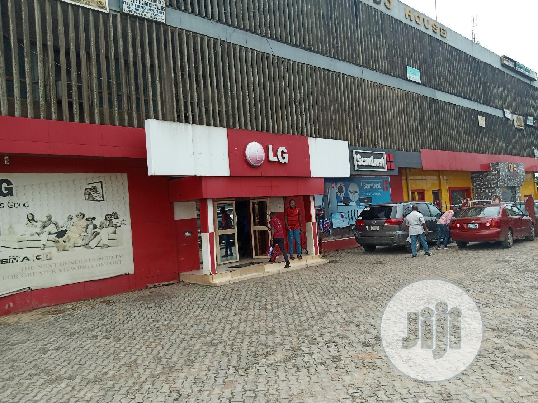 Commercial Building for Sale Along Akpakpava, Benin City