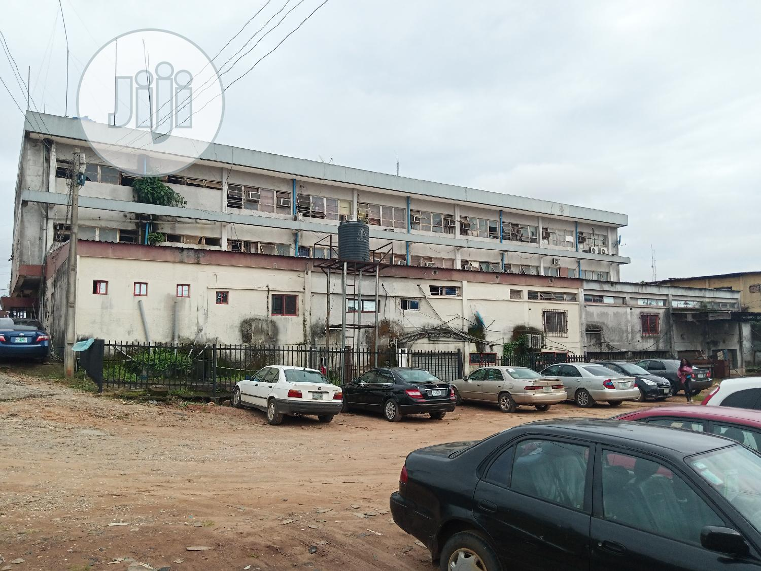 Commercial Building for Sale Along Akpakpava, Benin City | Commercial Property For Sale for sale in Benin City, Edo State, Nigeria