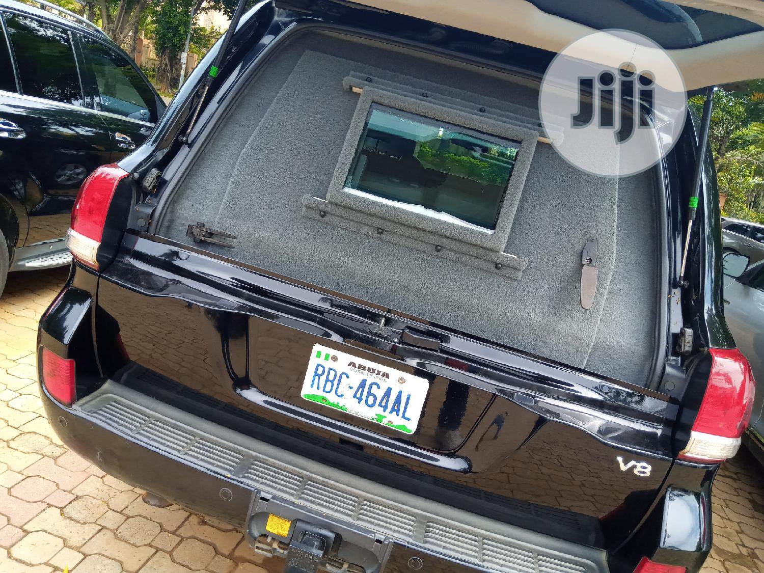 Toyota Land Cruiser 2012 Black | Cars for sale in Durumi, Abuja (FCT) State, Nigeria