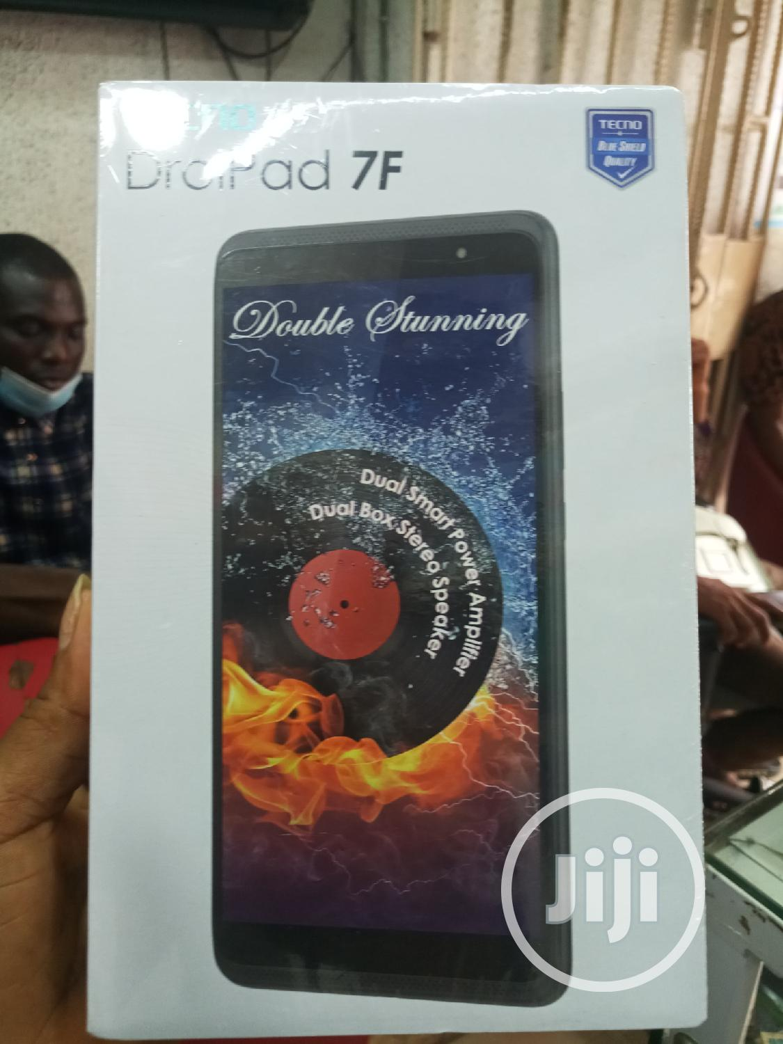 New Tecno DroiPad 7F 16 GB | Tablets for sale in Ikeja, Lagos State, Nigeria