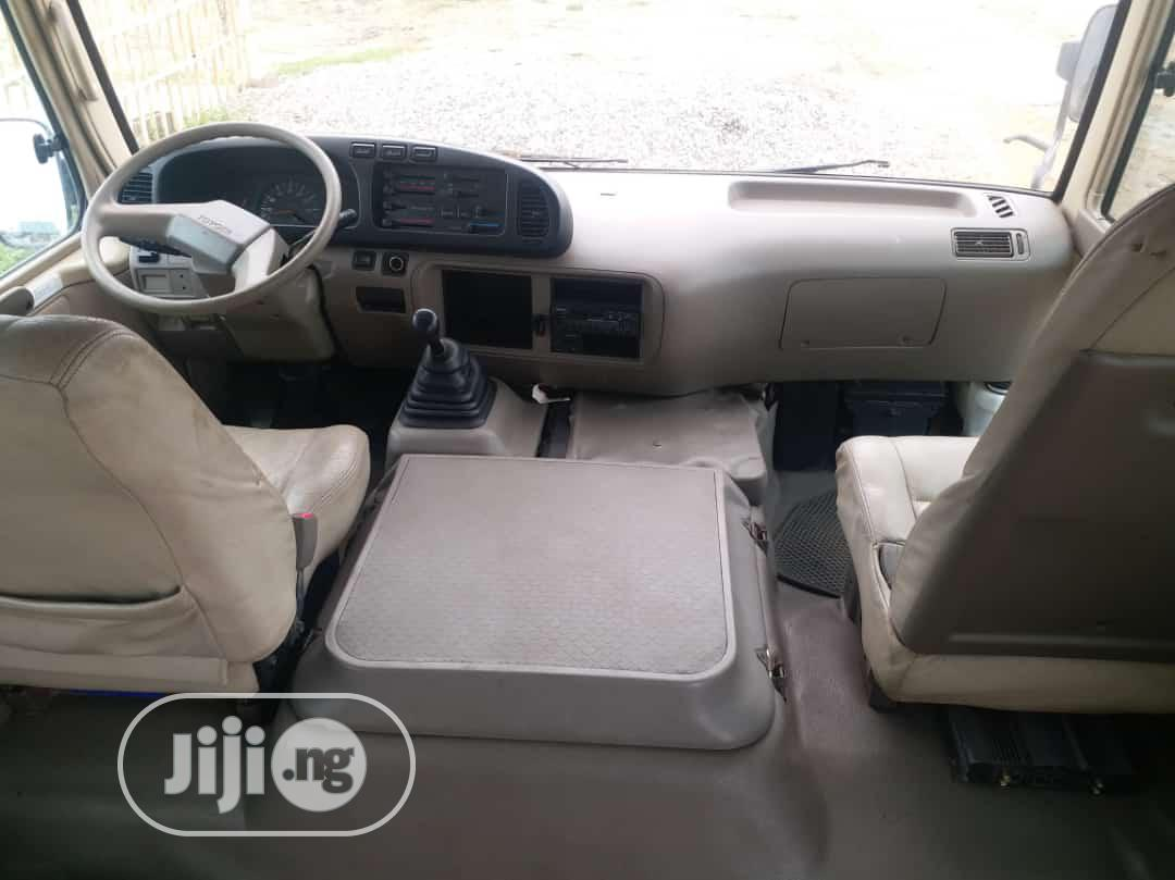 Toyota Coaster Bus 2006 | Buses & Microbuses for sale in Ojodu, Lagos State, Nigeria