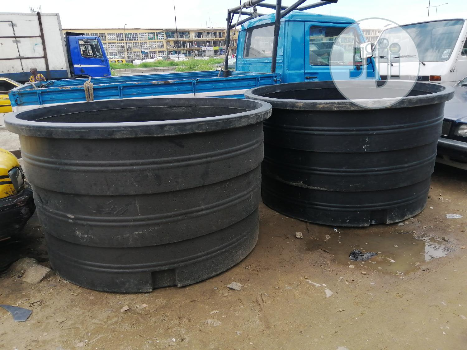 Fish Pond Tank 5000 Litters | Farm Machinery & Equipment for sale in Ikoyi, Lagos State, Nigeria