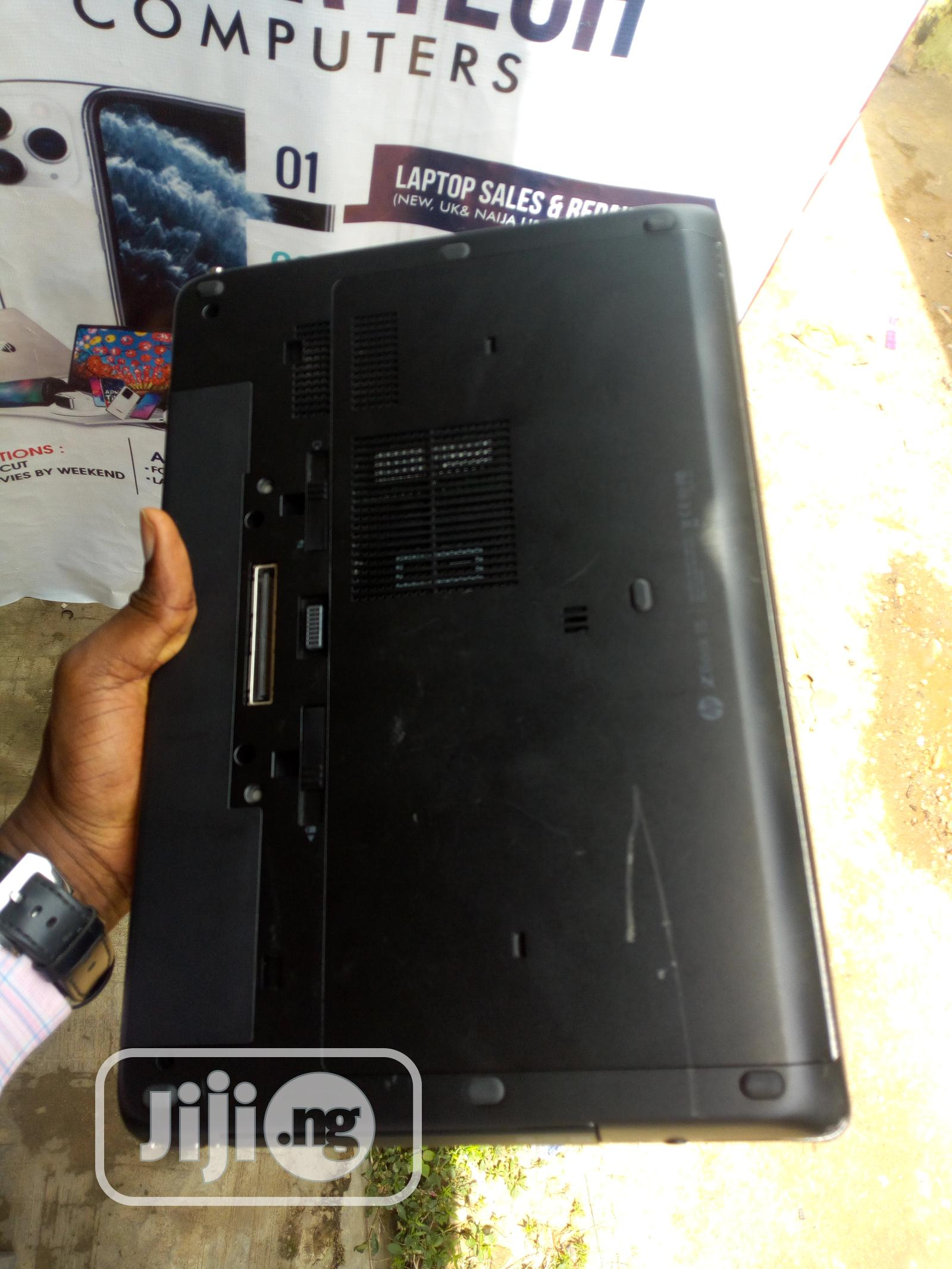 Archive: Laptop HP ZBook 15 12GB Intel Core I7 HDD 1T