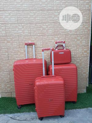 3g0 Wheels Rotation Trolley Luggage Bags   Bags for sale in Lagos State, Ikeja