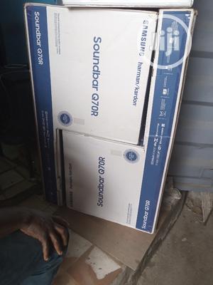 Brand New Samsung Harman/Kardon Sound Bar Q70R | Audio & Music Equipment for sale in Lagos State, Ojo
