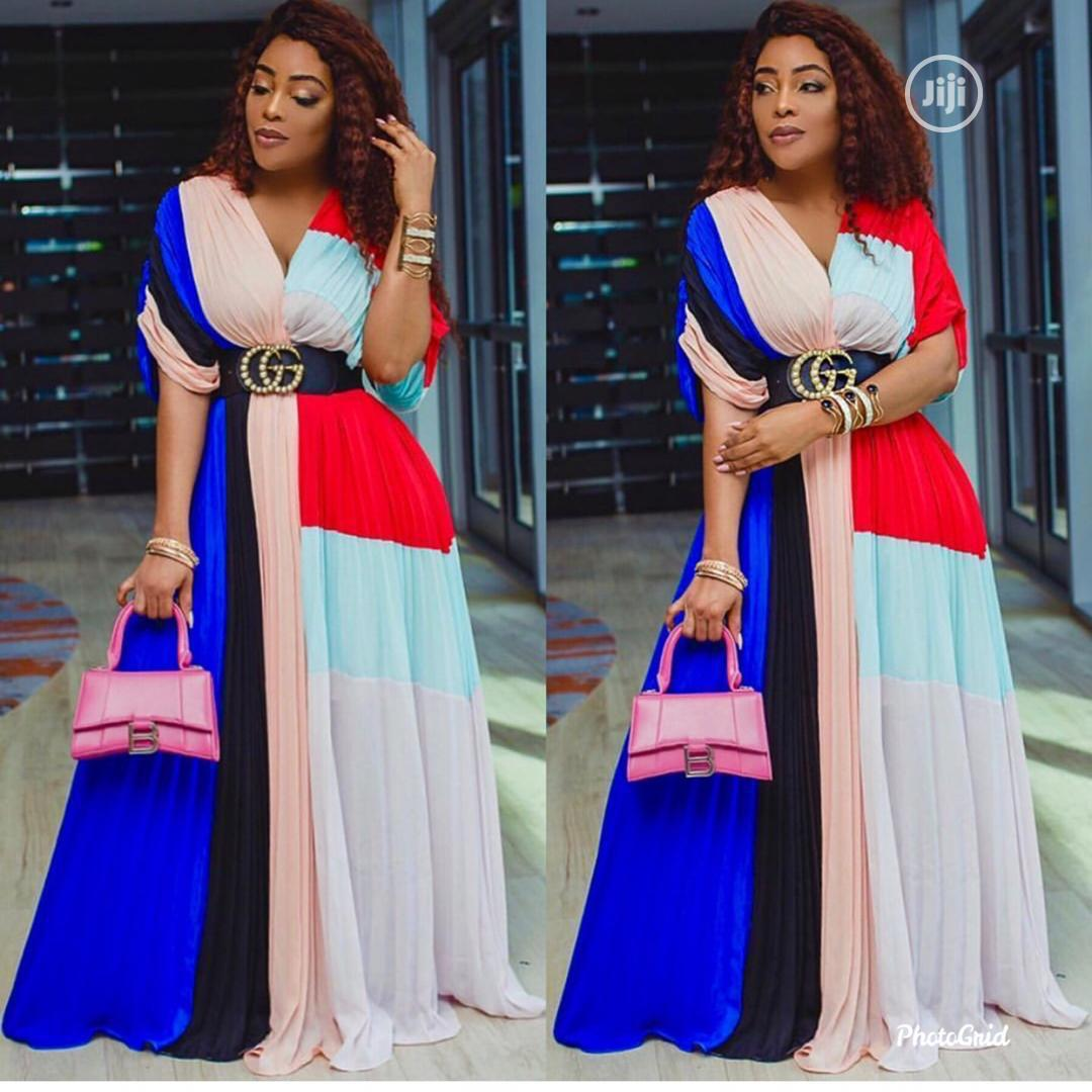 New Quality Female Long Gown. | Clothing for sale in Isolo, Lagos State, Nigeria