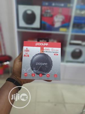 Poolee K1 Deep Bass Water Resistant Bluetooth Speaker | Audio & Music Equipment for sale in Lagos State, Ikeja