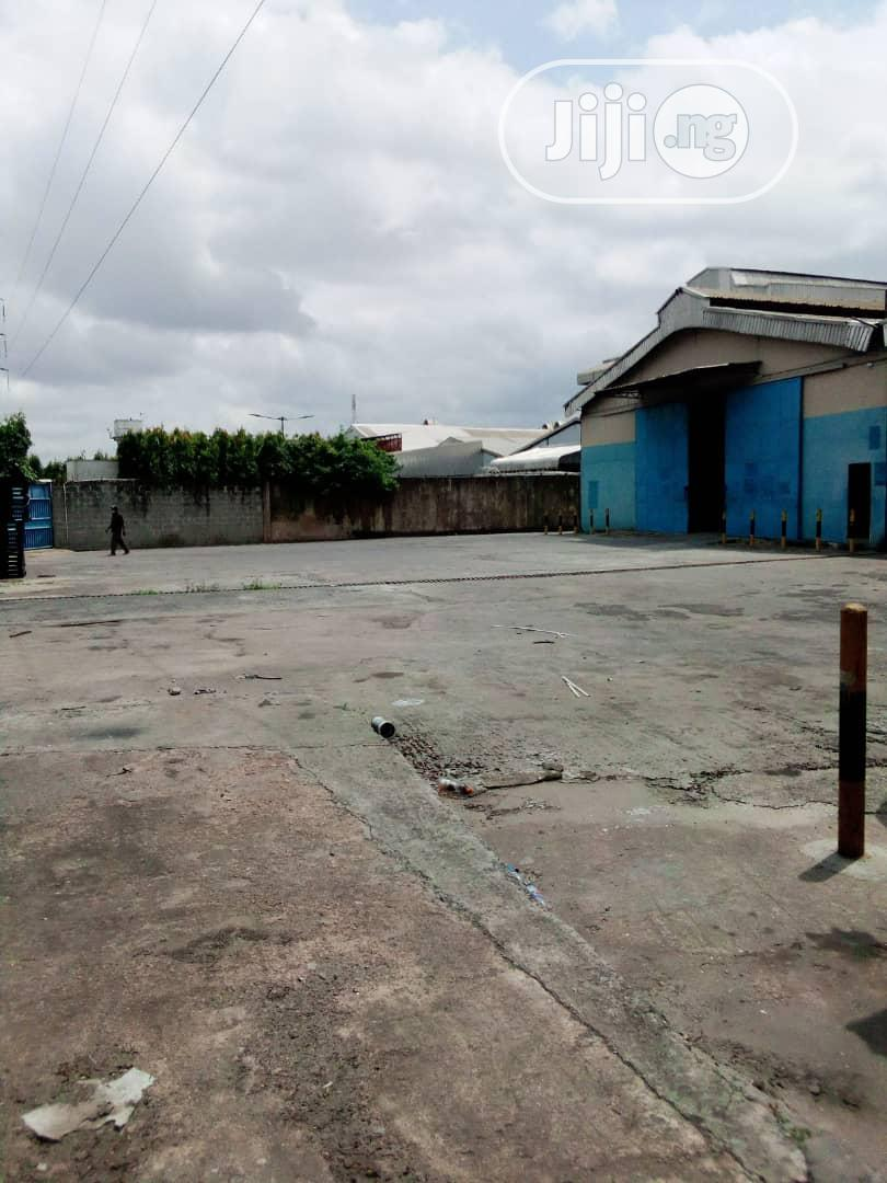 Warehouse At Matori Mushin Industrial Scheme For Lease | Commercial Property For Rent for sale in Papa Ajao / Mushin, Mushin, Nigeria