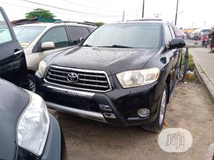 Toyota Highlander 2008 Limited 4x4 Black   Cars for sale in Lagos State, Amuwo-Odofin