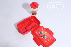 Spider Man Lunchbox With Cup | Babies & Kids Accessories for sale in Lagos State, Alimosho