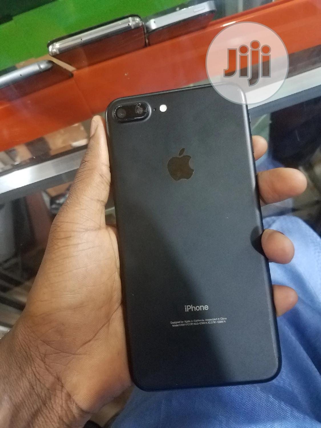Apple iPhone 7 Plus 128 GB Black | Mobile Phones for sale in Wuse, Abuja (FCT) State, Nigeria