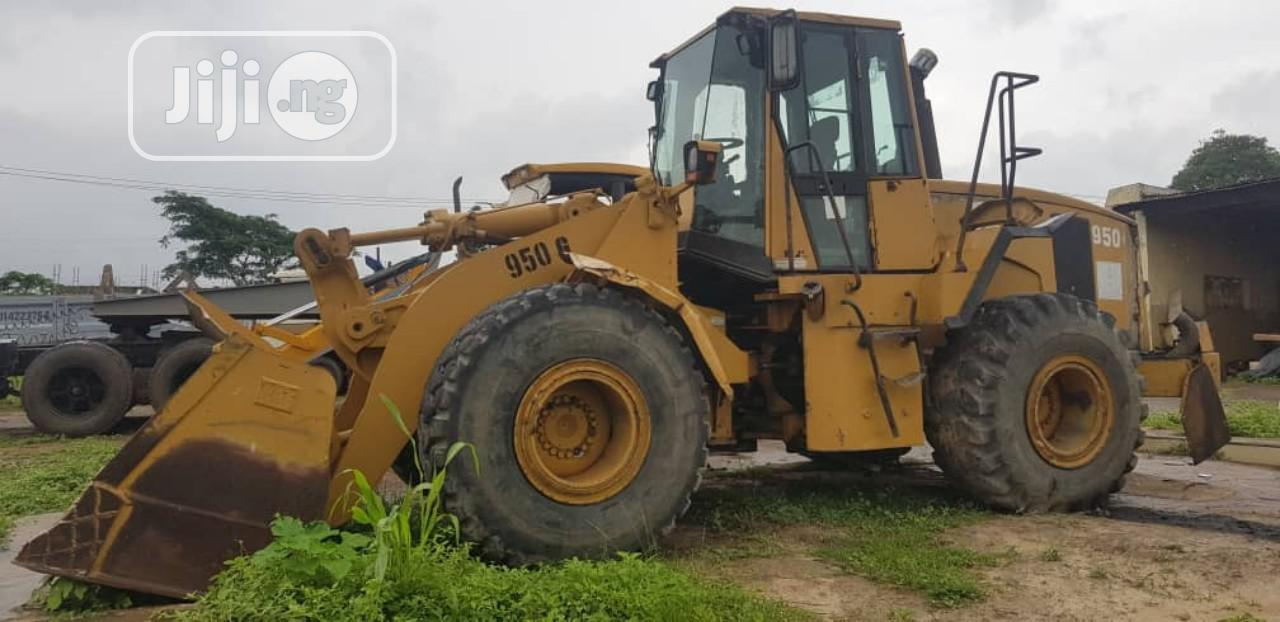 950G Payloader For Hiring | Heavy Equipment for sale in Ibadan, Oyo State, Nigeria