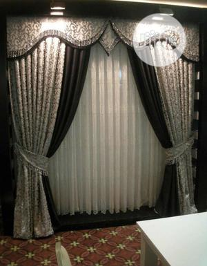 Window Curtains Blinds | Home Accessories for sale in Rivers State, Port-Harcourt