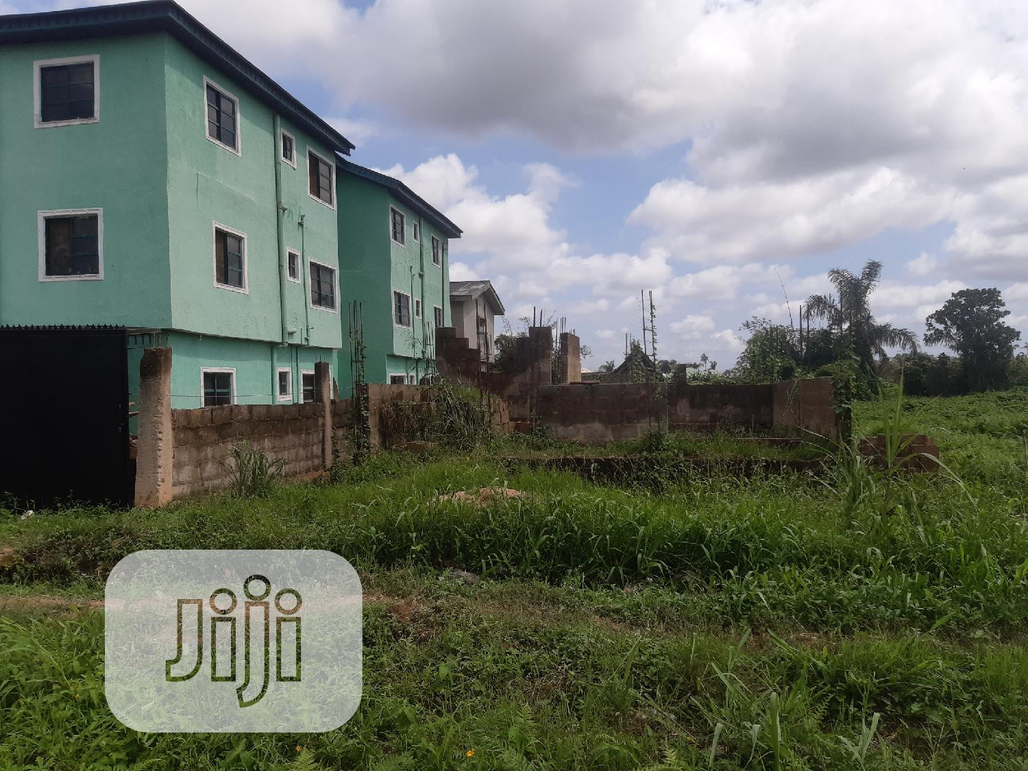 Half Plot Of Land At Ikola Command . | Land & Plots For Sale for sale in Ipaja, Lagos State, Nigeria