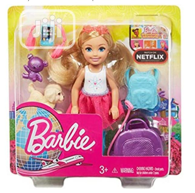 Barbie Travel Doll With Accessories | Toys for sale in Lekki, Lagos State, Nigeria