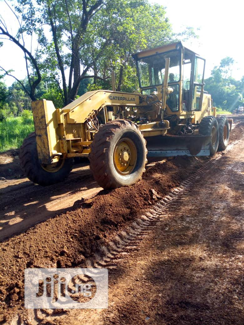 Archive: 12G Grader And Roller