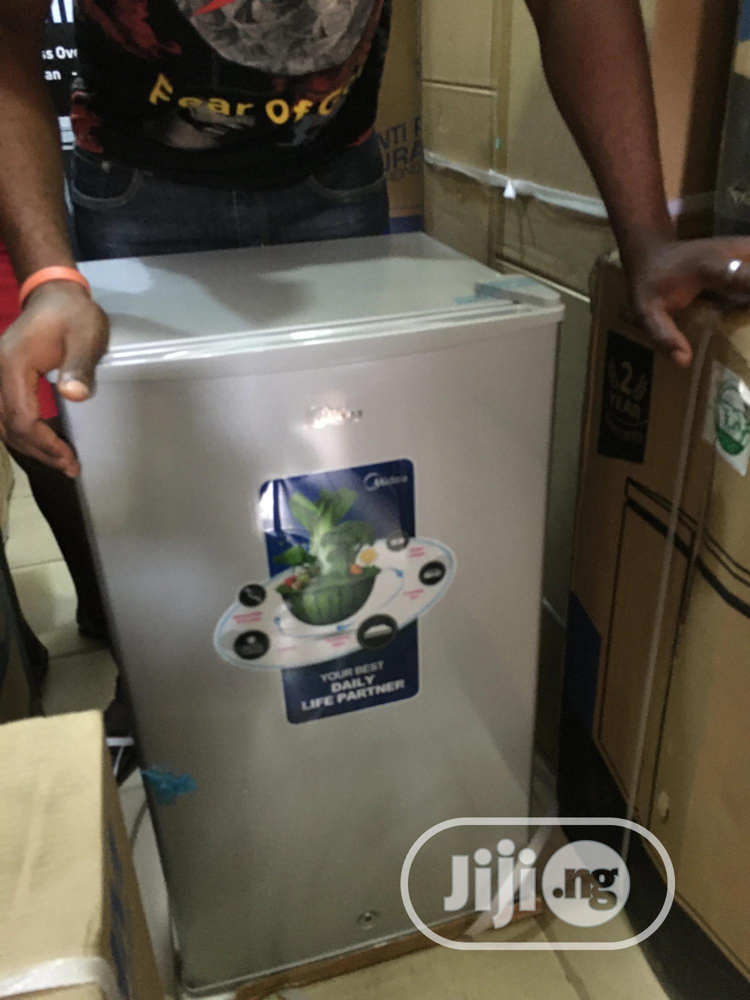 Archive: Midea Refrigerator Single Door 100liters 2years Warranty