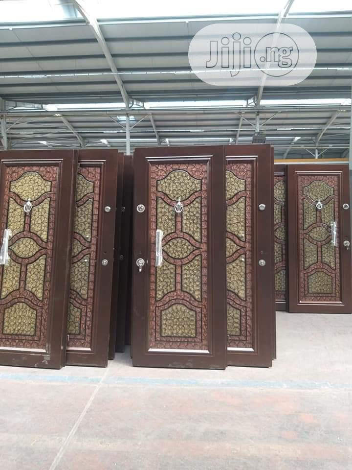 Archive: Special Turkey Door For Security