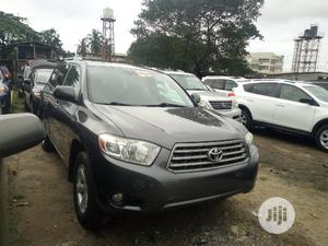 Toyota Highlander Sport 2010 Gray   Cars for sale in Lagos State, Amuwo-Odofin